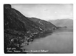 Italy Onno Vassena Punta di Belagio Como Glossy Vera Foto 4X6 Photo Postcard  - $4.99