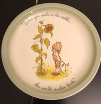 """American Greetings Cleveland Ohio Holly Hobbie Collector's Edition 10"""" Plate - $9.90"""