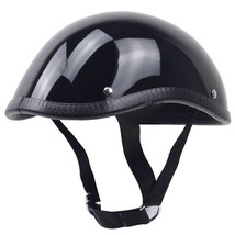 Vintage Half Face Harley Motorcycle Helmet Capacete Motoqueiro Casco Abs... - $79.99