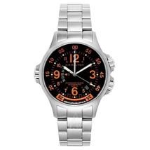 Hamilton H77665173 Men's Khaki Aviation GMT Air Race Watch. 100% AUTHENT... - $542.23
