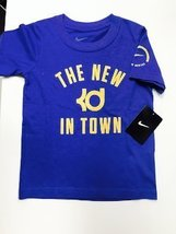 NIKE BOYS KEVIN DURANT TSHIRTS 4-7 YEARS (7 YEARS, ROYAL BLUE) - $19.59