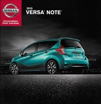 2015 Nissan VERSA NOTE sales brochure catalog US 14 S SV SR SL - $6.00