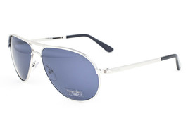 Tom Ford Marko Silver / Blue Sunglasses TF144 18V - $273.42