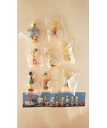 The Simpsons Mini Body-Bobble series 5 Figure set of 8 - $69.99
