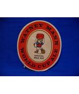 Watney Mann World Cup 1966 Ale Beer Drink Coaster Souvenir - $4.99