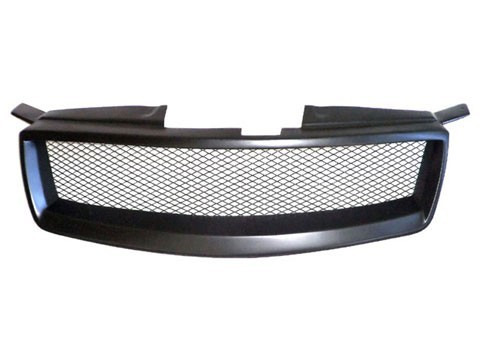 Sport Mesh Grill Grille Fits Nissan Maxima 04 05 06 2004 2005 2006 (New Design)