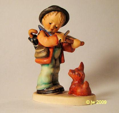Hummel Puppy Love 1 TMK-5 First Figurine Goebel Dog