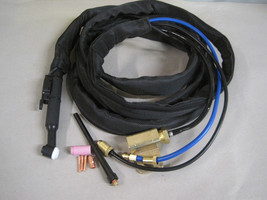 WP20-12 TIG Torch 12FT Complete Welding Outfit Water Cool, STT-WP20-12 - $83.00