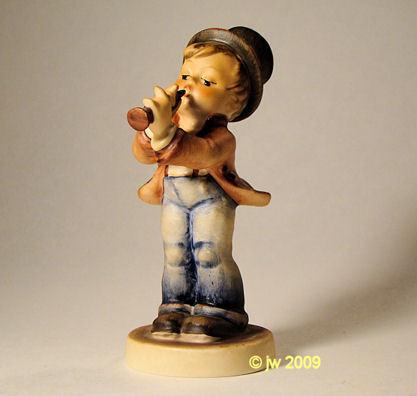 Hummel Serenade 85 TMK 5 Goebel Figurine Flute