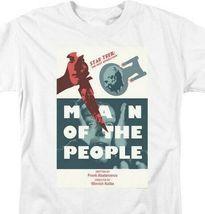 Star Trek T-shirt Man of the People Season 6 TV Sci-Fi graphic tee CBS2145 image 3