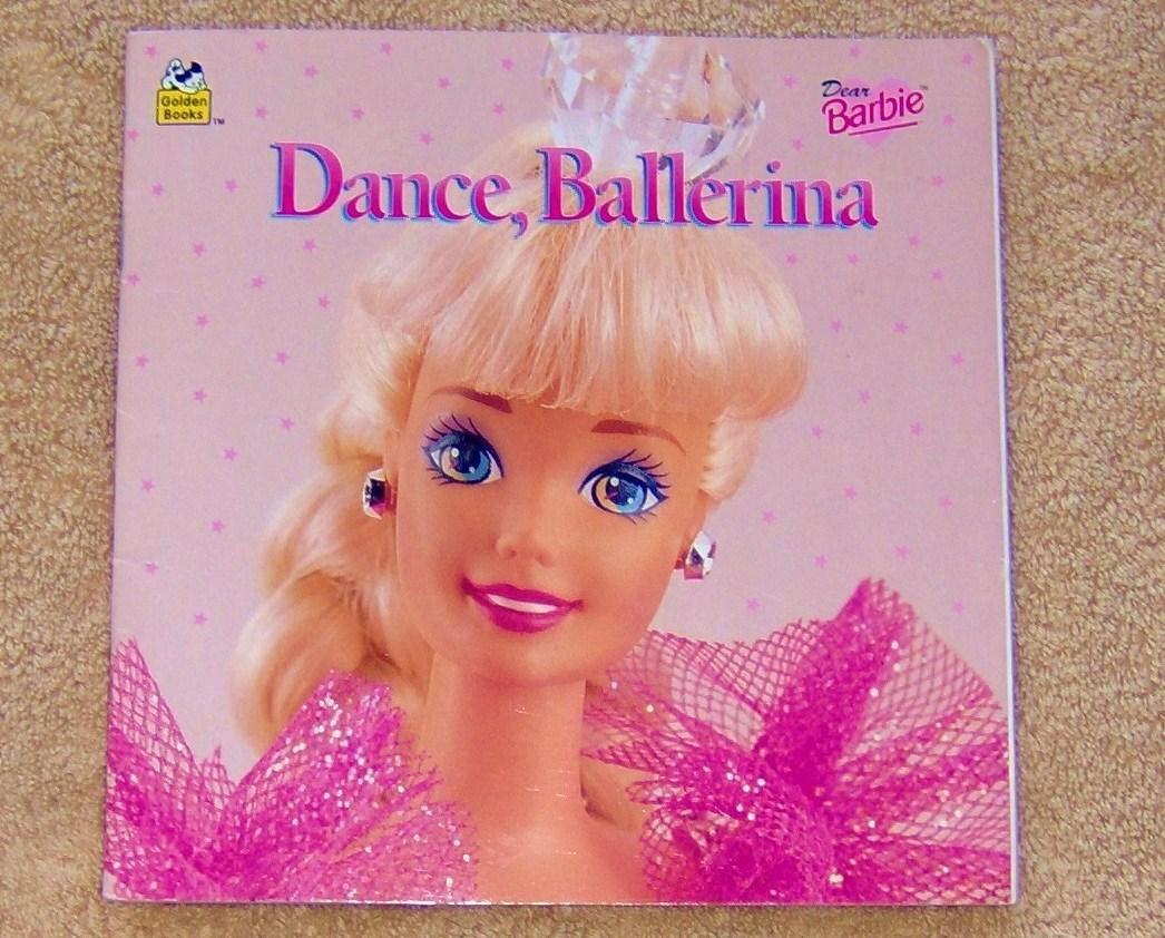 Dear barbie dance ballerina by cathy marks softcover - Barbie ballerine ...