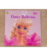 Dear Barbie Dance Ballerina by Cathy Marks Soft... - $2.99