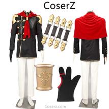 Custom-made  Suzaku Class Zero Trey Cosplay Costume Final Fantasy Type-0... - $150.00