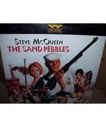 The Sand Pebbles '66 LASERDISC LB-McQueen/Crenna/Bergen  - $20.00
