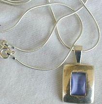 Light blue pendant . 2 thumb200