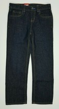 Lee Boys Premium Select Dark Blue Denim Jeans Size 7 -D - $14.99
