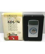 V.Rare 1980s? Anniston Army Depot Zippo Slim Lighter Weapons Ammunition ... - $73.23