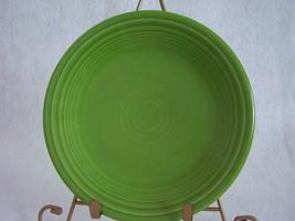 Fiesta Shamrock Salad Plate Fiestaware Contemporary - $18.00