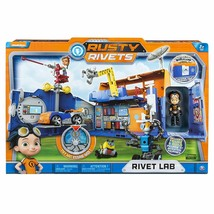 Rusty Rivets - Rivet Lab Playset New In The Box Sealed - $39.59
