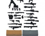 Ns weapons pack for lego minifigures minifig accessories a weapons pack and crates thumb155 crop