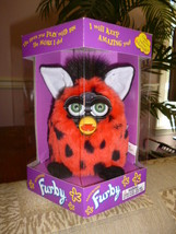 Original 1999 FURBY Ladybug Furby Model 70-800 NRFB Never Removed From Box NEW - $59.99