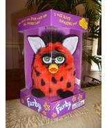 Original 1999 FURBY Ladybug Furby Model 70-800 NRFB Never Removed From B... - $59.99