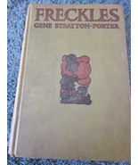 "Vintage Book ""Freckles"" by Gene Stratton Porter 1904  - $165.00"