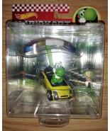 Hot Wheels Mario Kart Yoshi - $19.80