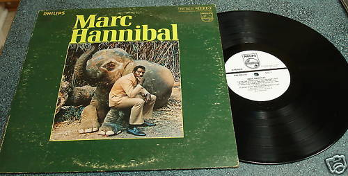 MARC HANNIBAL Self Titled Promo LP GLOBETROTTERS BEATS Sample