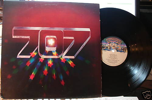 707 Casablanca Self Titled S/T 1980 LP I COULD BE GOOD FOR YOU