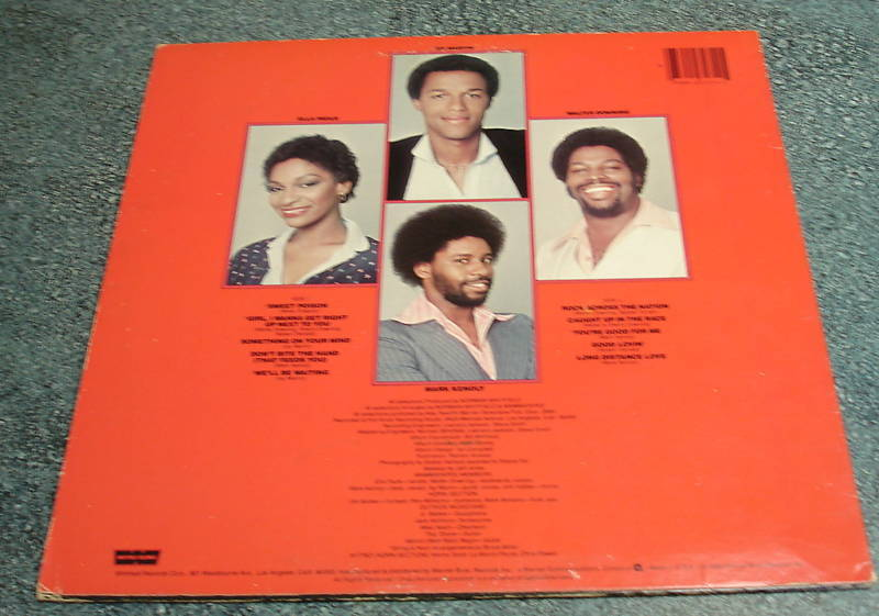 MAMMATAPEE ! Produced By NORMAN WHITFIELD 1980 s/t LP
