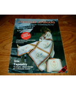 Plaid Stenciled Crochet Afghans Book 7800  - $5.00