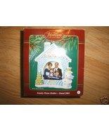 Family PHOTO HOLDER 2003 Carlton Cards Memories... - $16.99