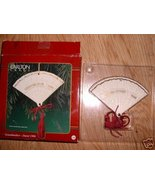 GRANDMOTHER 1998 FAN HEIRLOOM CHRISTMAS ORNAMEN... - $4.99