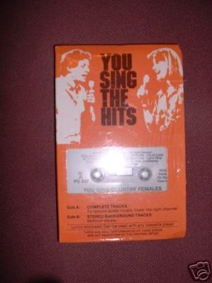 Country Females Pocket Songs KARAOKE You Sing The Hits Help me make it through
