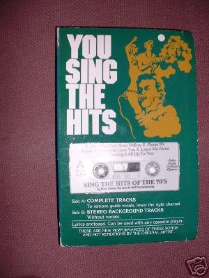 Hits Of 70s Pocket Songs KARAOKE You Sing The Hits Olivia Newton John Please Mr