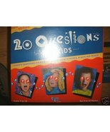 20 QUESTIONS FOR KIDS GAME PERSON PLACE THING Y... - £7.77 GBP