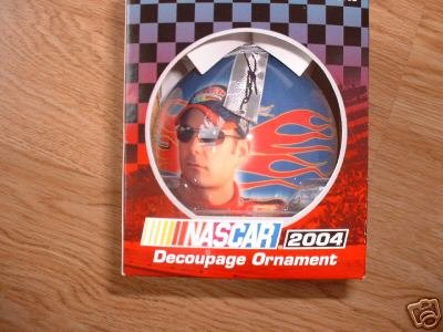 Jeff Gordon NASCAR 24 2004 Christmas Ornament Picture Photo of Ball Color NEW 24