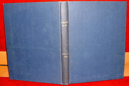 8 Magazine Of Art Bound 1944 Painting Sculpture Architecture Mosacis - $25.00