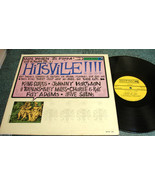 HITSVILLE LP Turbans/Five Satins/Johnny Hartman/King Curtis/Billy Miles/... - $9.77
