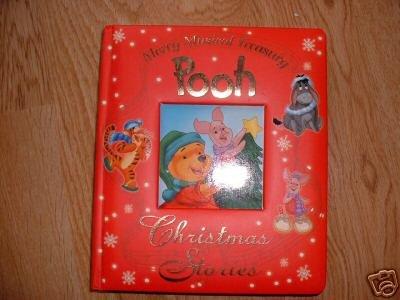 MERRY MUSCIAL TREASURY POOH CHRISTMAS STORIES MUSIC BOX