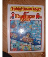 I Didn't Know That About How Things Work by Ant... - $4.99