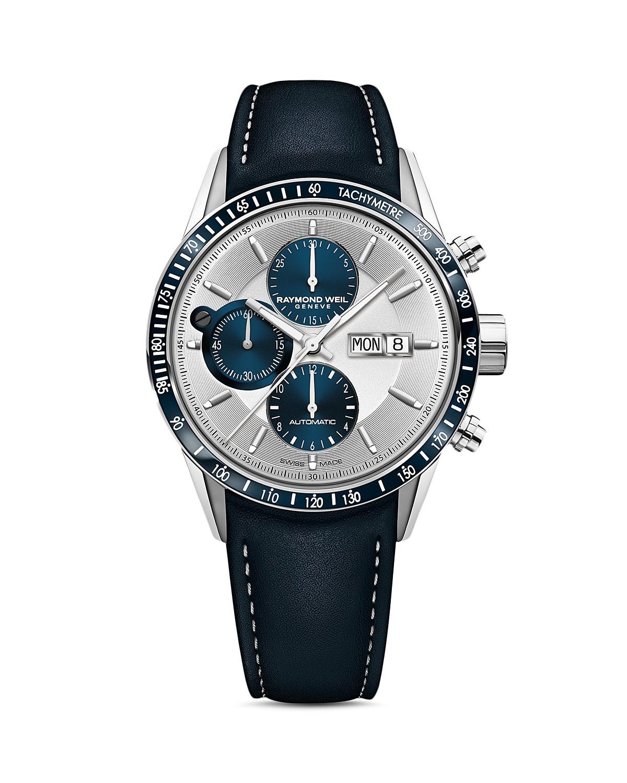 Часы raymond weil freelancer наручным часам не обязательно быть целиком из золота или платины, чтобы иметь высокий статус.