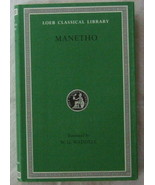 Manetho: History of Egypt and Other Works (Loeb Classical Library No. 350) - $15.50