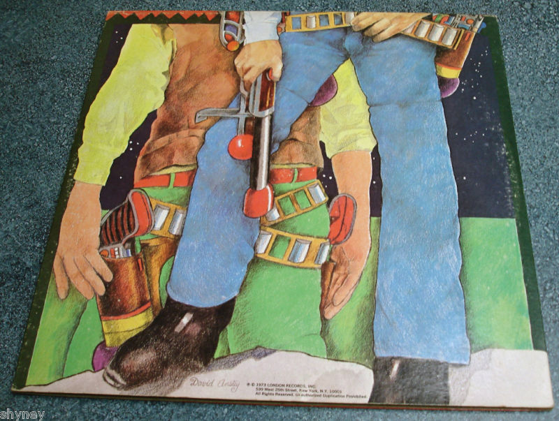 SAVOY BROWN LP Jack The Toad w/ KIM SIMMONDS AUTOGRAPH