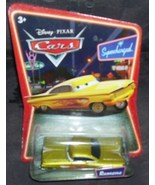 Disney CARS Supercharged RAMONE Gold Diecast Car NEW - $7.99