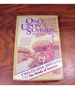 Once Upon A Summer, Winds Autumn Double Book Janette Oke  - $3.95