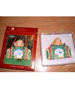 NEW HOME 2001 CARLTON CARDS ORNAMENT ANGEL BLES... - $6.99