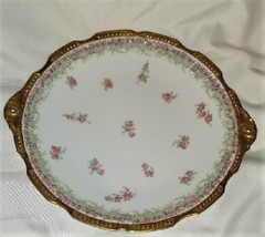 Strauss and Son Plate - $60.00