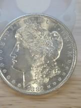 Uncirculated 1881-S Morgan Silver Dollar $1.00 San Francisco Minted BU - $72.27